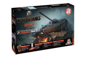 Jagdpanzer IV + WoT CD World of Tanks  1/35