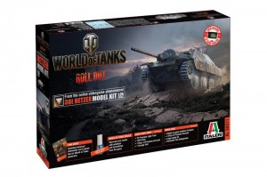 38t Hetzer + WoT CD World of Tanks  1/35