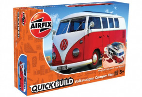 VW Camper Van Quickbuild