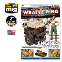 Weathering Magazine No. 4 Engine, Grease and Oil