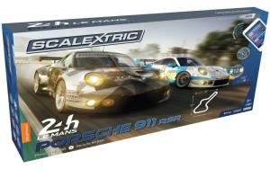 Autodráha Scalextric ARC Air LeMans Wireless Control 1/32