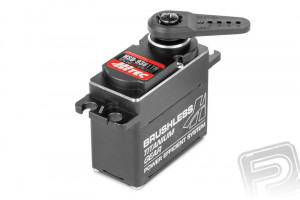 Servo Hitec HSB-9381 TH Brushless HiVolt Digital (kov. krab.)