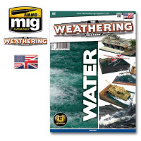 Weathering Magazine No. 10 Water (English)