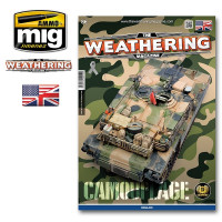 Weathering Magazine No. 20 Camouflage (English)