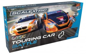Autodráha Scalextric British Touring Car Battle Analog 1/32