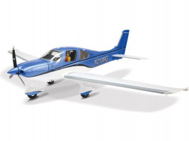 Cirrus SR-22T 1500mm BNF Basic