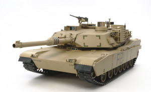 M1A2 Abrams Full Option 1/16 KIT