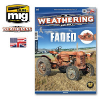 Weathering Magazine No. 21 FADED (English)