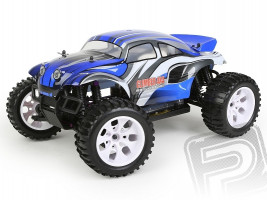 HiMOTO RC Beetle Monster Truck modrý 1/10 RTR