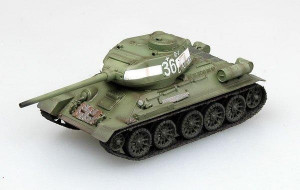T-34/85  Russian Army  hotový model 1/72
