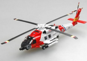 HH-60J Jayhawk, of USA, Coast Guard hotový model  1/72