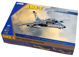 AMX-T Ground Attack Aircraft - Brazil & Italy 1/48 Kinetic