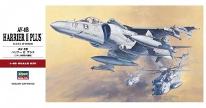 AV8B Harrier II Plus U.S  1/48