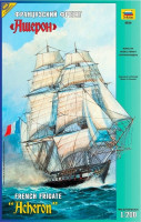 French Frigate Acheron (Master and Commander Film)  1/200