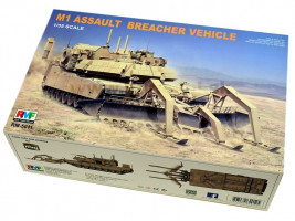 M1 Assault Breacher Vehicle 1/35 Rye Field Model