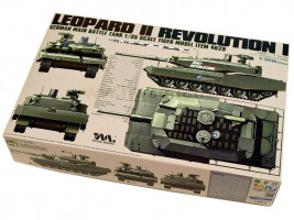 Leopard 2 Revolution I   1/35 Tiger Model