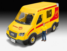 Delivery Truck incl. Figure  Junior Kit  1/20