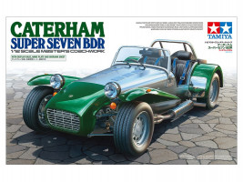 Caterham Super Seven BDR (2017) 1/12
