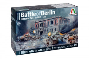 Battle of Berlin 1945 diorama set 1/72