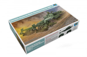 BMR-3 Russian Armored Mine-Clearing Vehicle 1/35