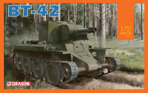 BT-42 1/72 Dragon