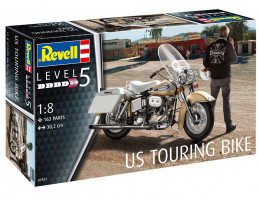 US Tourig bike 1/8