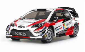 Toyota GAZOO Racing WRT/Yaris WRC TT-02 4WD 1/10 KIT