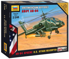 AH-64 Apache Wargame Add-On 1/144