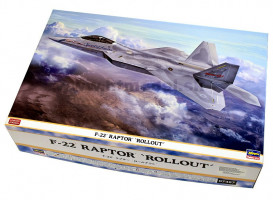 F-22 Raptor Rollout 1/48