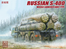 S-400 Missile launcher earlytype 1/72