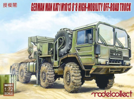 MAN KATM1013 8x8 HIGH-Mobility off-road truck 1/72