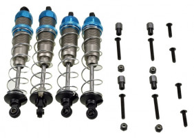 Carson X10ET Rock Warrior Front/Rear Shock Set 4 ks