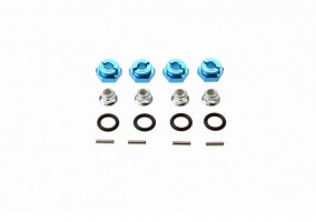 Carson X10E Wheel Nut Set 4 ks