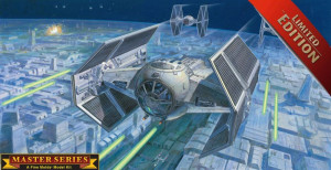 Darth Vader's TIE Fighter (master series) - limited edition 1/72