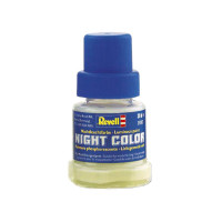 Farba fluorescenčná Revell Night Color 30 ml