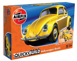 VW Beetle - Yellow Quickbuild