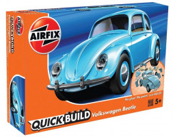 VW Beetle - Blue Quickbuild