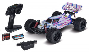 Carson RC Race Dragon FE 2WD buggy biely 1/10 RTR