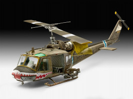 Bell UH-1 C 1/35