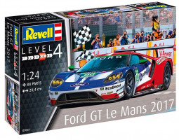 Ford GT - Le Mans 1/24