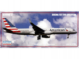 Boeing 757-200 American (Limited Edition) 1/144 Eastern Express