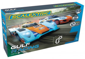Autodráha Scalextric Gulf Racing Set Sport/ARC Analog 1/32