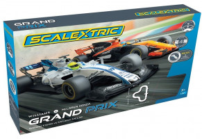 Autodráha Scalextric Grand Prix Set Sport/ARC Analog 1/32