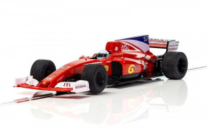 2017 Formula One Car - Red 1/32