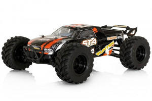 Funtek RC ST-4 NEO 4WD Offroad Truggy čierny 1/12 RTR