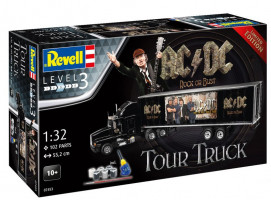 "Truck & Trailer ""Bands"" AC/DC Limited Edition 1/32"