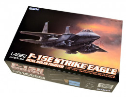 F-15E Strike Eagle Dual-Roles Fighter 1/48 Great Wall Hobby