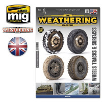 Weathering Magazine No. 25 WHEELS, TRACKS & SURFACES (English)