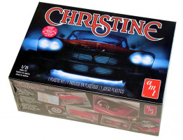 Plymouth Belvedere Christine ´1958 1/25 AMT