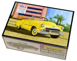 Chevy Convertible ´1951 1/25 AMT